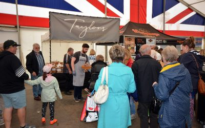 May News – Spicing Up Somerset Food Festivals