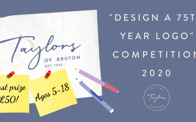75 years logo competition
